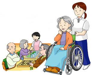 地域福祉事業・在宅福祉事業のイメージ